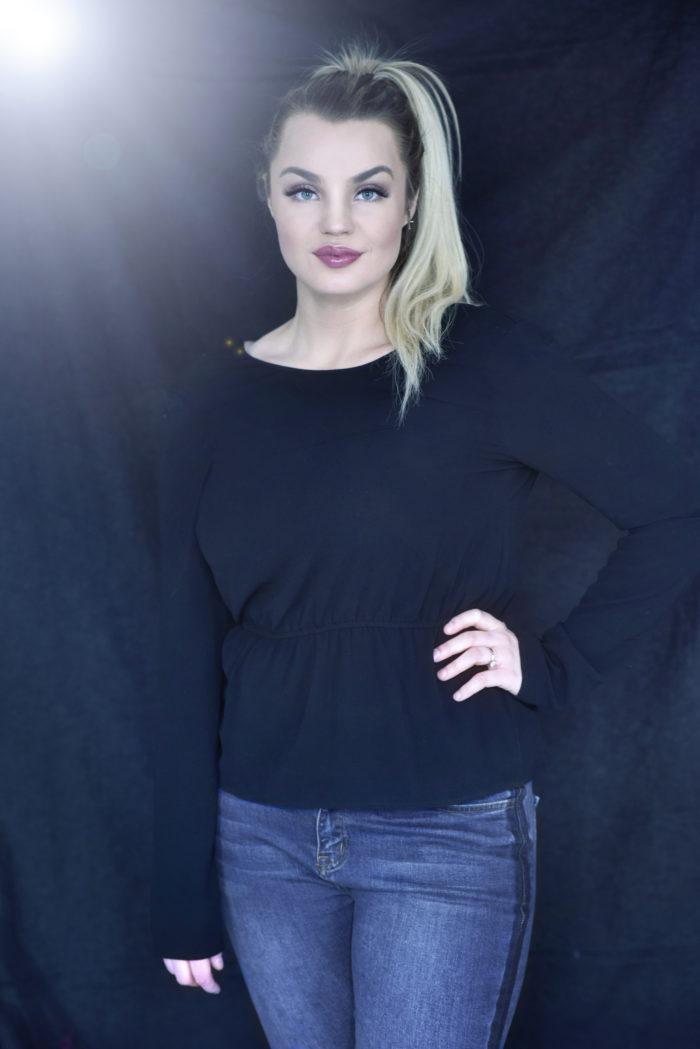 Jonna Lundell om bröstoperationen: Minskade ena bröstet